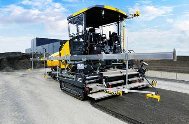 PAVE-IR for asphalt measurement in real time